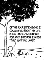xkcd: Time by Randall Munroe