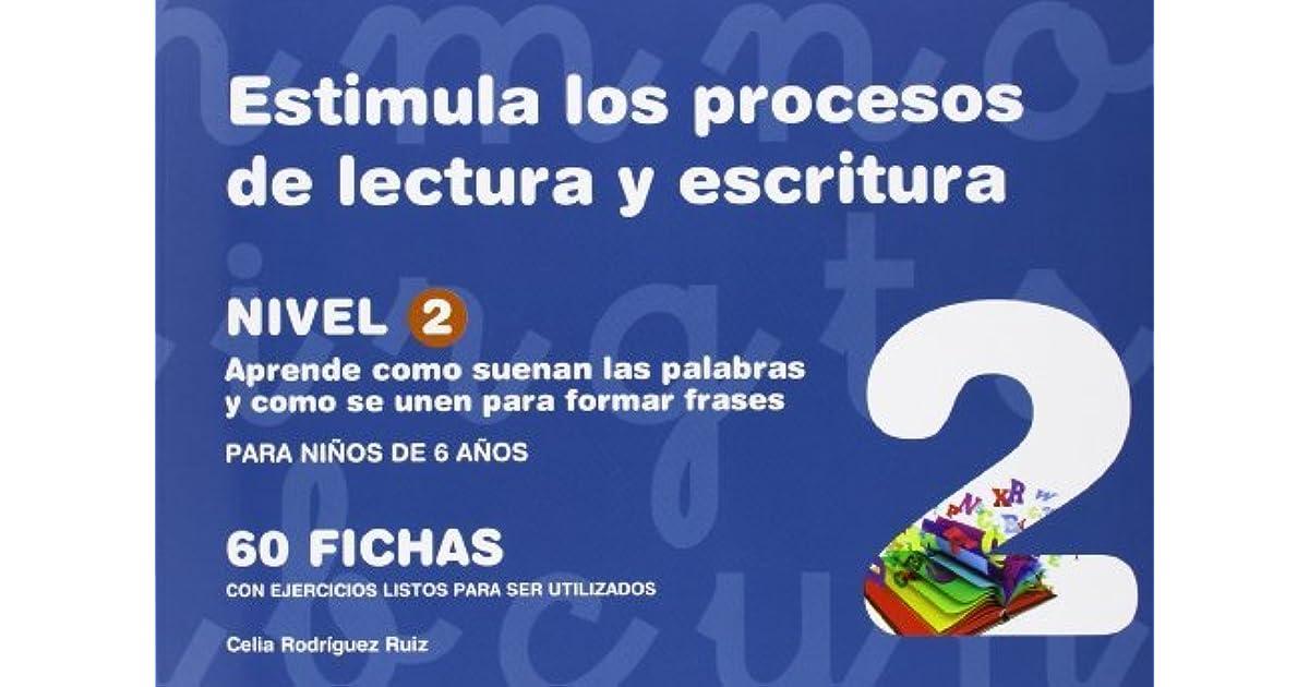 Estimula Los Procesos De Lectura Y Escritura Nivel 2