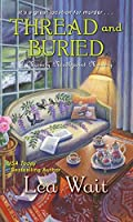 Thread and Buried (Mainely Needlepoint, #9)