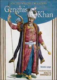 Brenda Lange - Genghis Khan Ancient World Leaders