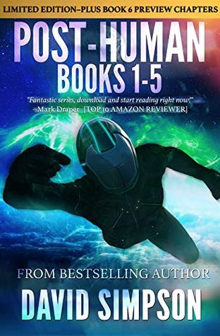 Post-Human 5 Book Boxed-Set: (Limited Edition)