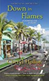 Down in Flames (A Webb's Glass Shop Mystery #6)