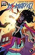 Ms. Marvel (2015-2019) #37