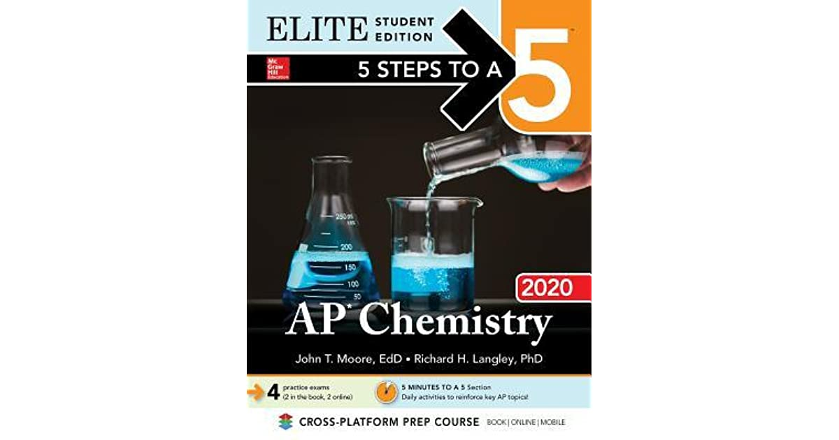 AP Chemistry 2019 Elite Student Edition 5 Steps to a 5