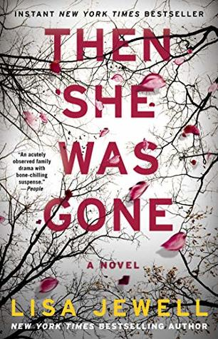 Then She Was Gone by Lisa Jewell