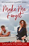 Make Me Forget (Polyamorous Passions, #3)