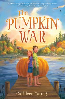 The Pumpkin War by Cathleen  Young