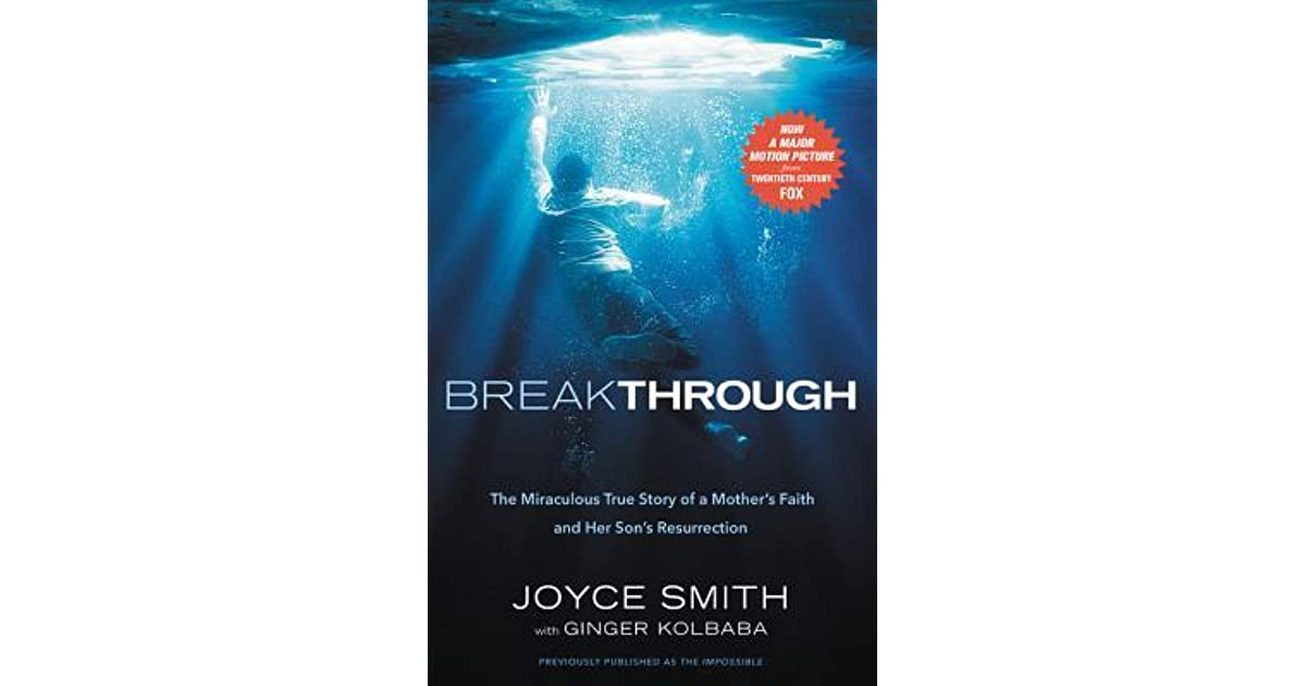 Breakthrough: The Miraculous True Story of a Mother's Faith