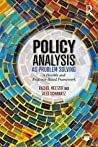 Policy Analysis a...