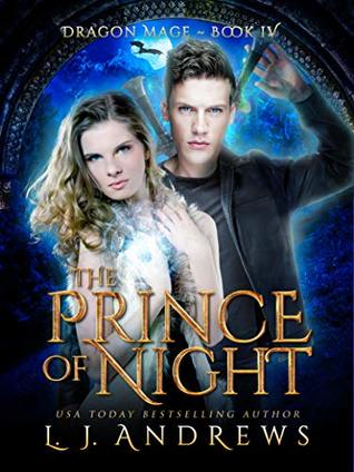 The Prince of Night by L.J. Andrews