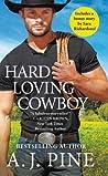 Hard Loving Cowboy (Crossroads Ranch, #3)