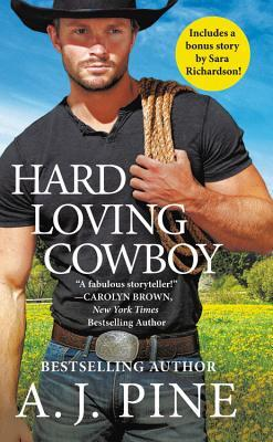 Hard Loving Cowboy (Crossroads Ranch, #3)