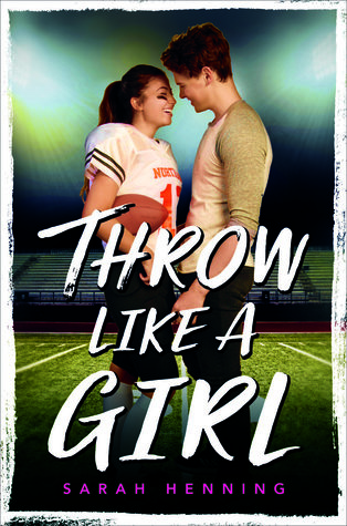 Throw Like a Girl Cover by sarah Henning