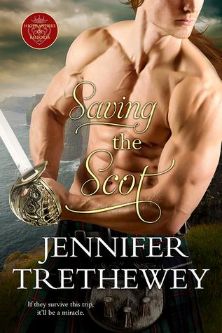 Saving the Scot by Jennifer Trethewey
