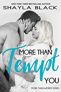 More Than Tempt You (More Than Words #5)