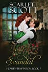 The Night Before Scandal (Heart's Temptation #6.5)