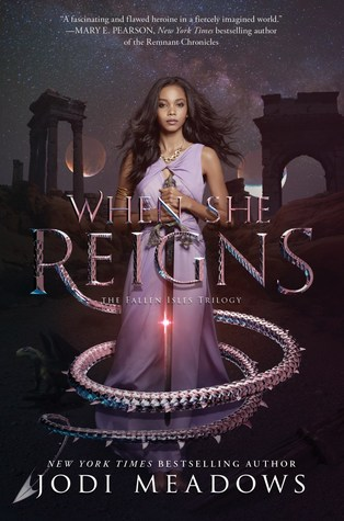 When She Reigns (Fallen Isles, #3)