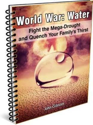 World War Water by John Gilmore