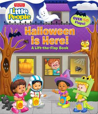 Fisher-Price Little People: Halloween is Here!
