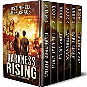 Darkness Rising Box Set: The Complete Series (Darkness Rising, #1-6)
