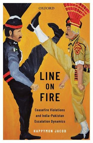 Line on Fire: Ceasefire Violations and India–Pakistan Escalation Dynamics