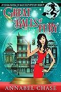 Great Balls of Fury (Federal Bureau of Magic #1)