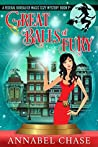 Great Balls of Fury (Federal Bureau of Magic Cozy Mystery #1)