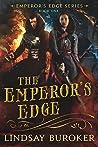 Book cover for The Emperor's Edge (The Emperor's Edge, #1)