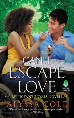 Can't Escape Love (Reluctant Royals, #2.6)