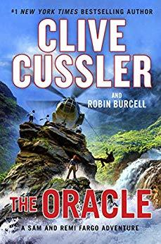 Book Review: The Oracle by Clive Cussler and Robin Burcell