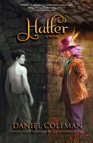 Hatter (Knights of Wonderland, #1)