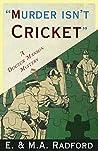 Murder Isn't Cricket (Doctor Manson #4)
