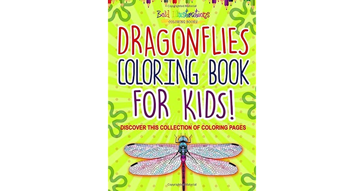 Cute Dragonfly Coloring Pages | 630x1200