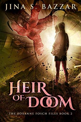 Heir of Doom by Jina S. Bazzar