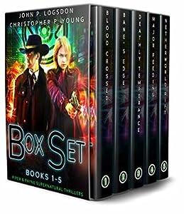 Piper & Payne Supernatural Thriller Box Set (Netherworld Paranormal Police Department #1-5)