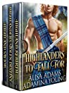Highlanders to Fall For: A Medieval Scottish Historical Romance Collection