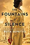 Book cover for The Fountains of Silence