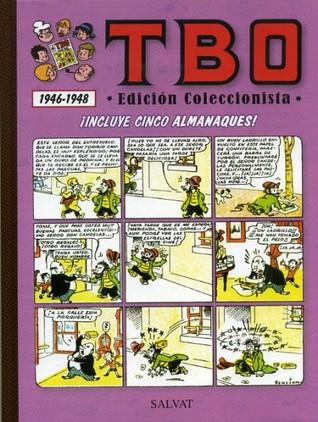 TBO 1946-1948 Edición Coleccionista by Benejam