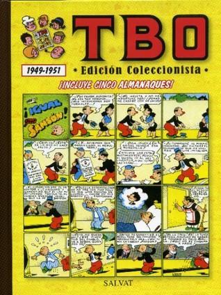 TBO 1949-1951 Edición Coleccionista by Urda