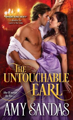 The Untouchable Earl (Fallen Ladies, #2) by Amy Sandas