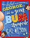 George and the Great Bum Stampede (Peppertons #1)