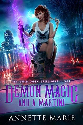 Demon Magic and a Martini