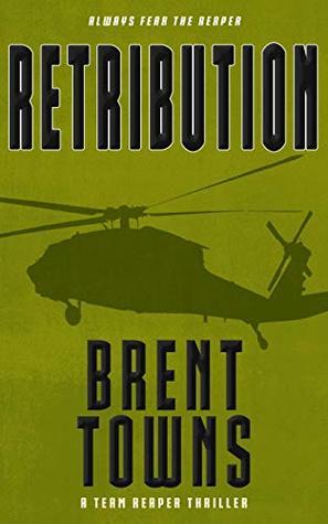 Retribution (Team Reaper Thriller #1) ebook review