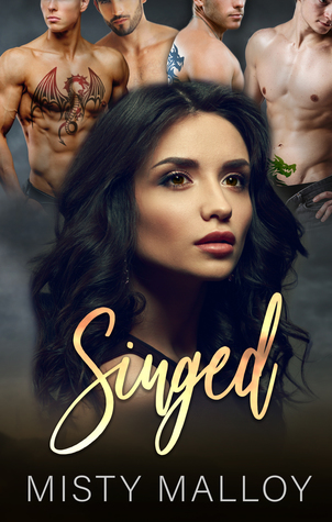 Singed (The Orestaia, #2)