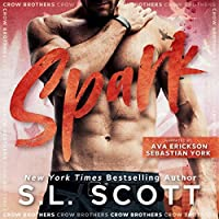 Spark (The Crow Brothers, #1)