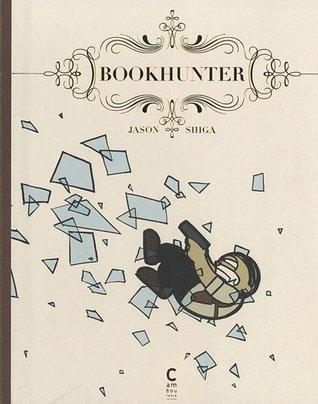 Read Bookhunter By Jason Shiga