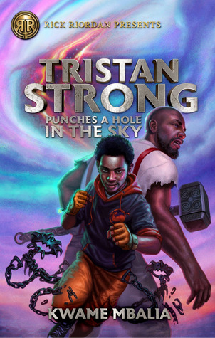 Tristan Strong cover (link to Goodreads)