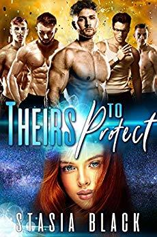 Theirs to Protect (The Marriage Raffle, #1) by Stasia Black