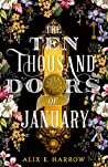 Book cover for The Ten Thousand Doors of January