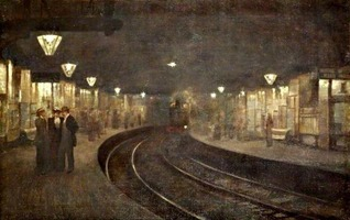 In the Station of the Metro (A Poem from The Poets' Corner): The One-and-Only Poetry Book for the Whole Family